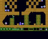 Black Magic Amiga Bottom of the level 1 caves