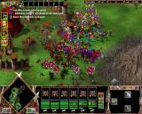 Kohan II: Kings of War Windows Rushing to relieve my city before the enemy can take it over.