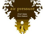 Air Pressure Browser Title screen