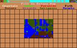 Mind Walker Amiga Using the map