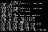 Midway Campaign Apple II Moving TF in closer while JCarriers are busy with Midway