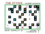 The Attack TI-99/4A A direct hit!