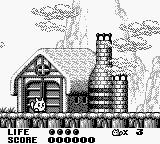Trip World Game Boy The adventure starts for Yacopu, the last hope for Trip World.