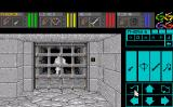 Dungeon Master: Theron's Quest TurboGrafx CD a mummy behind a door