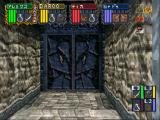 Dungeon Master Nexus SEGA Saturn Entrance