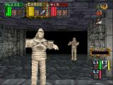 Dungeon Master Nexus SEGA Saturn Mummies!