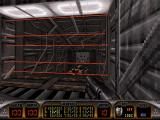 Duke Nukem 3D DOS Trying to blow up the duke