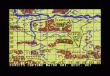 Dnieper River Line Commodore 64 Russian paratroops deep behind lines captures our HQ grid 4,2