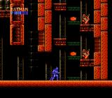 Batman: The Video Game NES Two enemies fire.