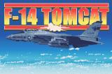 F-14 Tomcat Game Boy Advance ...so that it comes back to the center of the screen BY MAGIC (videogame intro magic, that is). Also, unlike Turn and Burn, the title screen shows both the game's logo and the titular airplane (which