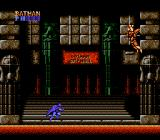 Batman: The Video Game NES Boss battle