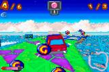Inspector Gadget Racing Game Boy Advance The game also has levels where you use morphed versions of the vehicles, like a flying car...