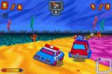 Inspector Gadget Racing Game Boy Advance ...or a submarine car