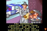 Inspector Gadget Racing Game Boy Advance The tournament's intro, if you play as either Gadget, Penny, Brain or Quimby