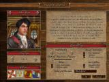 Age of Pirates 2: City of Abandoned Ships Windows Character Selection - dr. Peter Blood is only recommended for expert players, introducing a more difficult beginning plot than the other selectable characters.