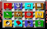 Portal Amiga The main interface