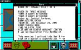Portal Amiga A priority three message