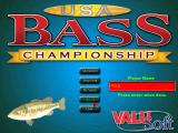 USA Bass Championship Windows Main Menu