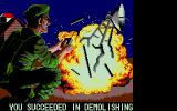 Operation Wolf DOS The first mission is complete - MCGA/VGA