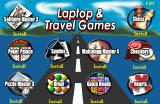 Laptop & Travel Games Windows Installer menu