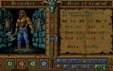 Worlds of Legend: Son of the Empire DOS Setting up your character (VGA)