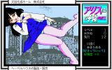 Alice-tachi no Gogo Vol. 1 PC-98 I have no money any more, but a good feeling :)