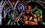 Worlds of Legend: Son of the Empire DOS The opening sequence (EGA)