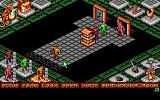 Worlds of Legend: Son of the Empire DOS Exploring a dungeon (EGA)