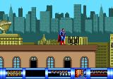 Superman Genesis Punch obstacles that are in the way