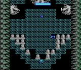 King's Knight NES In the underground dungeons.