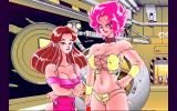 Bell's Avenue PC-98 PWB: meeting two wild-looking girls