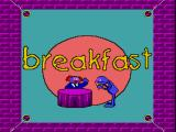 Sesame Street: Counting Cafe Genesis Breakfast