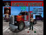 Eighteen Wheeler: American Pro Trucker GameCube Select a Trucker