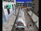 Eighteen Wheeler: American Pro Trucker GameCube Parking Challenge
