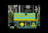 Toi Acid Game Amstrad CPC Starting location