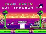 Open Sonic the Hedgehog Windows Boss battle end