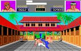 Thai Boxing Amiga Level 4 - Low kick