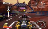 Drome Racers Windows At the starting line (hi-res widescreen)