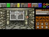 Return to Chaos Windows Dungeon Master II - Opening a gate.