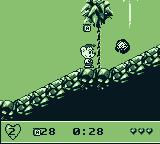 Bamse Game Boy A rolling stone gathers no moss. But does hurt if it hits you.