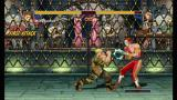 Super Street Fighter II Turbo: HD Remix Xbox 360 Guile vs Vega in Spain.