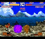 Samurai Shodown SNES Gen-An's Poison Cloud