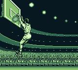 Double Dribble Game Boy Someone made a slam dunk