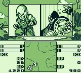 Dragon Ball Z: Gokū Gekitōden Game Boy Hi-ya!