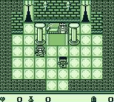 Dragon Slayer Gaiden Game Boy Seeing the king in the opening story.