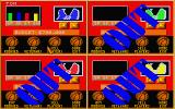 The Basket Manager Atari ST My team are ready to play