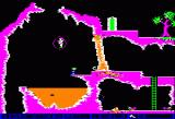 Conan: Hall of Volta Apple II Level 3 -- Ride the bubble!