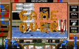 Crime Wave Atari ST Game over
