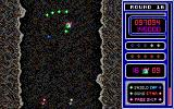 Return of the Mutant Space Bats of Doom DOS In the bonus level, gobble as many gems as possible before the time runs out