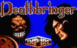 Deathbringer Atari ST Title screen